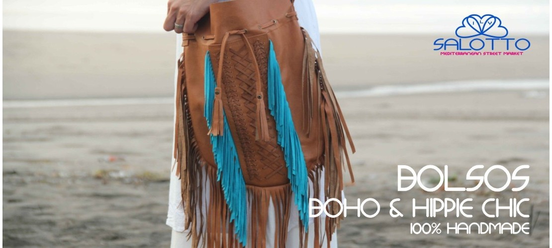 Boho & Hippie Chic Bags