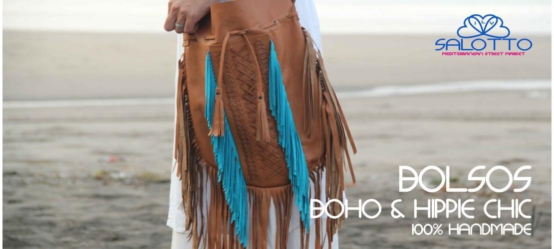 Boho & Hippie Chic Taschen