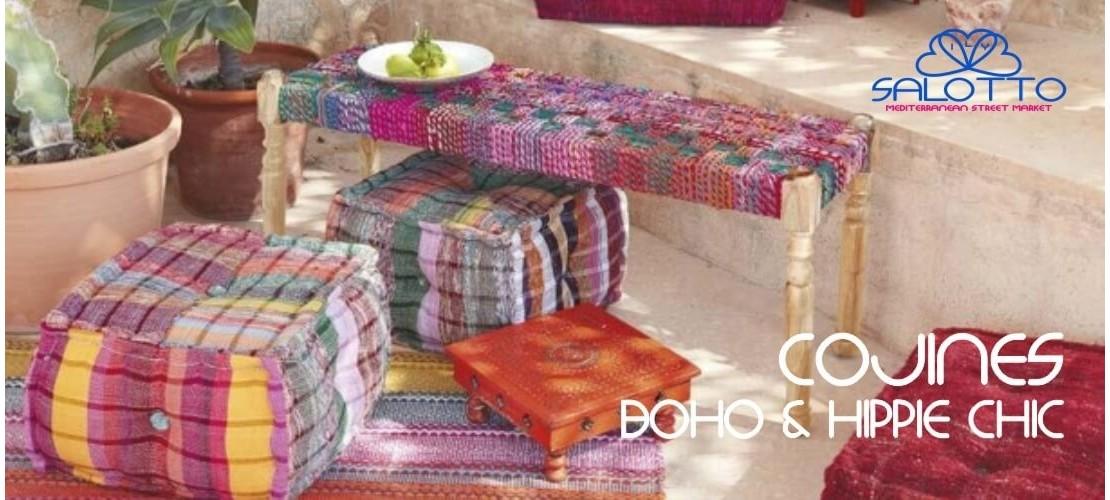 Boho & Hippie Chic Cushions